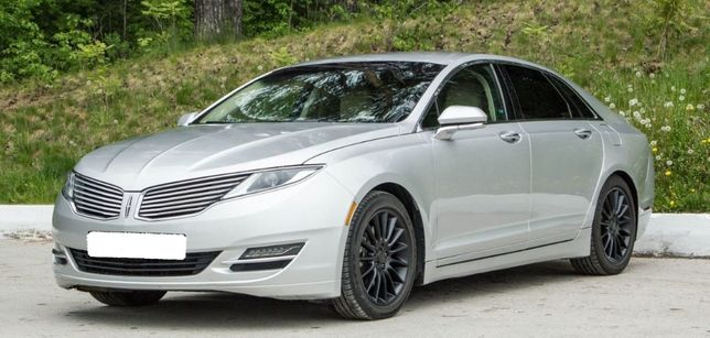 Lincoln MKZ, 2013