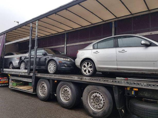 большая разборка Mazda 6 MPS GG GH GJ Мазда3 BK BL BM BN выкуп