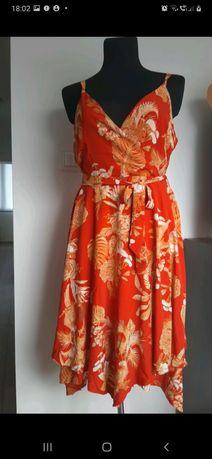 Kwiecinska sukienka