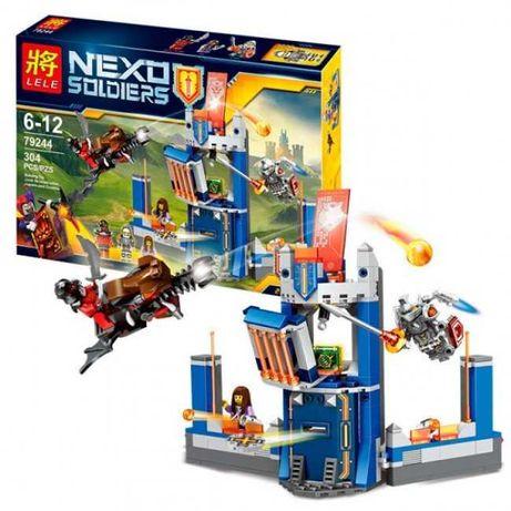 Конструктор Нексо Найтс, Библиотека Мерлока Nexo Knights 304 дет, лего