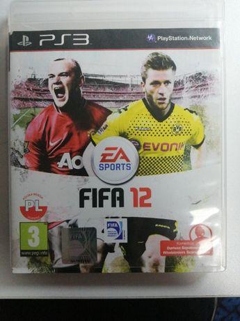 GRA na PS3 FIFA 2012