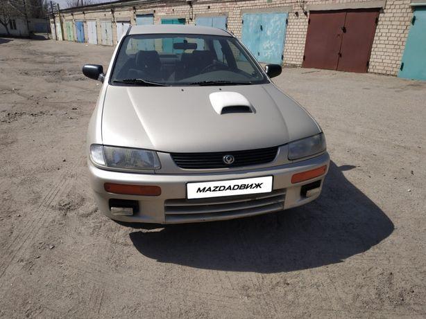 Разборка Mazda 323S BA (94-98) 1,7d/Розборка Mazda 323 BA (94-98) 1,5