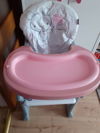 Krzesełko do karmienia Candy