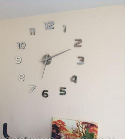 Большие 3D Настенные часы