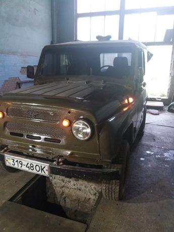 Продам УАЗ 469 2.4 дизель