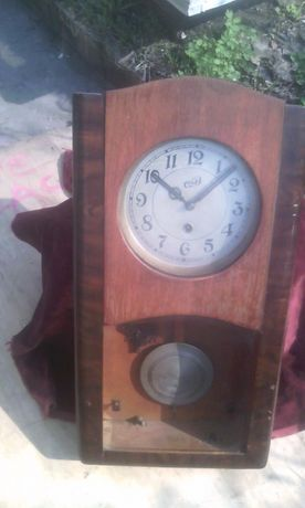 Часы настенные ОЧЗ 1961г.