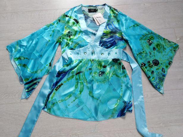 Bluzka kimono L