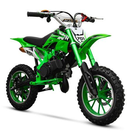 Mini cross cross Dirt Bike 50 cm3  701 Wysyłka Gwarancja Serwis Raty