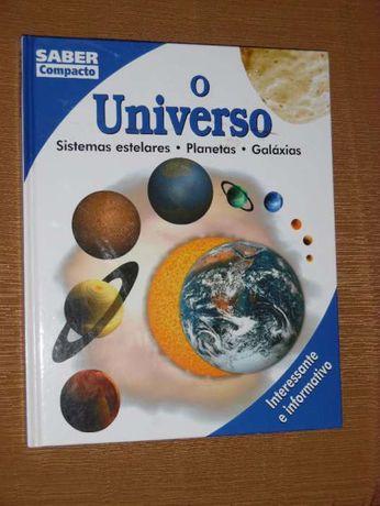 livro O universo