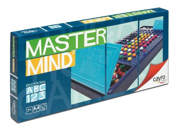 CAYRO Gra Logiczna Mastermind code breaker master mind