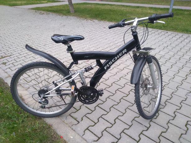 Rower FISCHER z Niemiec
