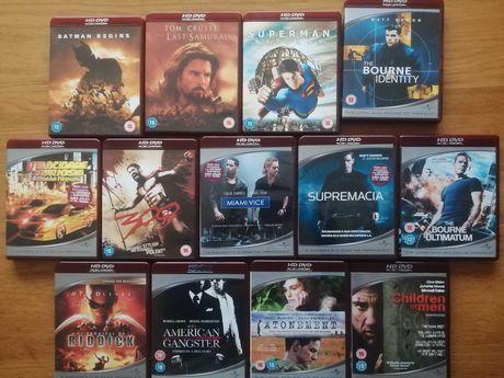 Filmes HD-DVD vários títulos
