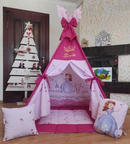 Вигвам. Игровой домик. Детская палатка. Лучшая цена! АВАЛОН