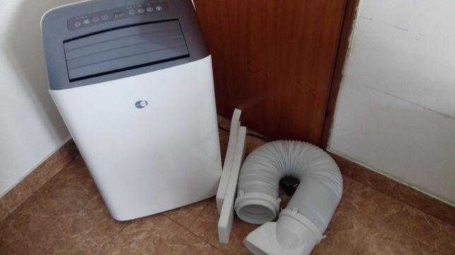 Ar condicionado portátil - como novo com pouco uso