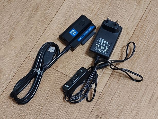 Переходник USB3.0 to SATA3.0 Wiretek