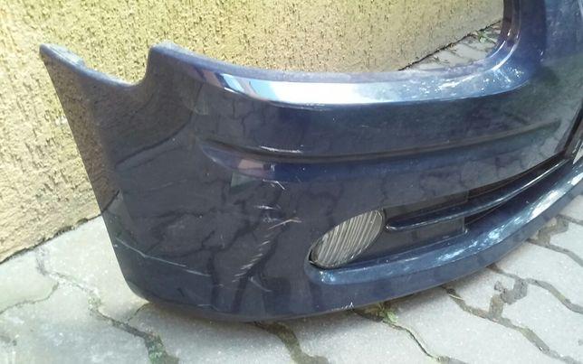 Opel agila zderzak przedni