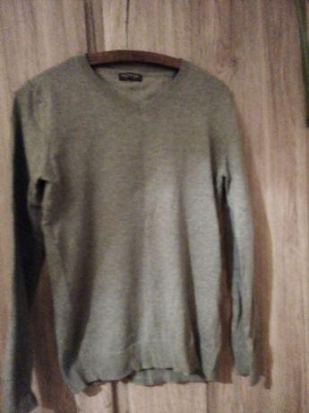 sweterek szary Reserved rozm. 158