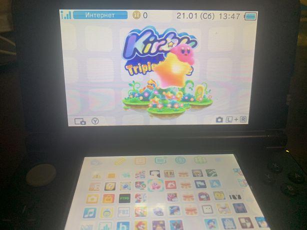 Консоль Nintendo 3DS XL