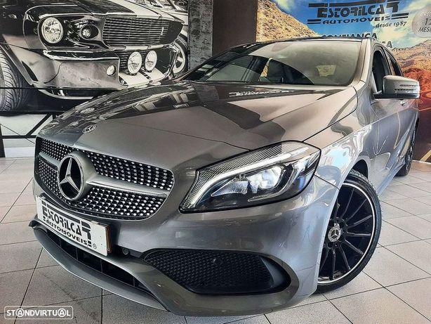 Mercedes-Benz A 160 d AMG Line