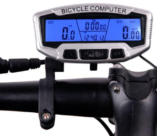 Licznik rowerowy wodoodporny komputerowy 28 funkcji