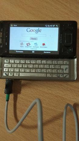 Sony Ericsson xperia x1 -рабочий старичок.