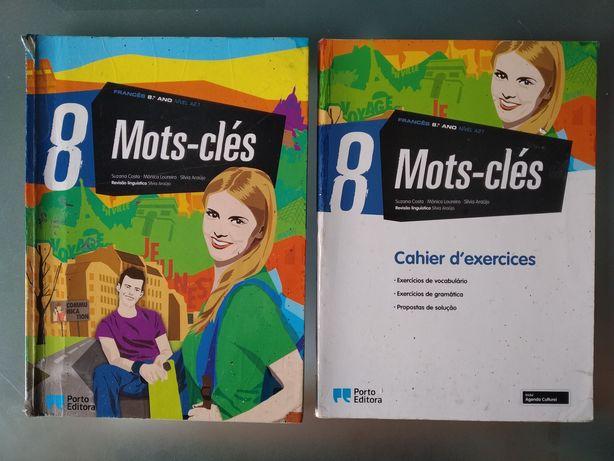 Mots-clés 8 - Francês - Porto Editora