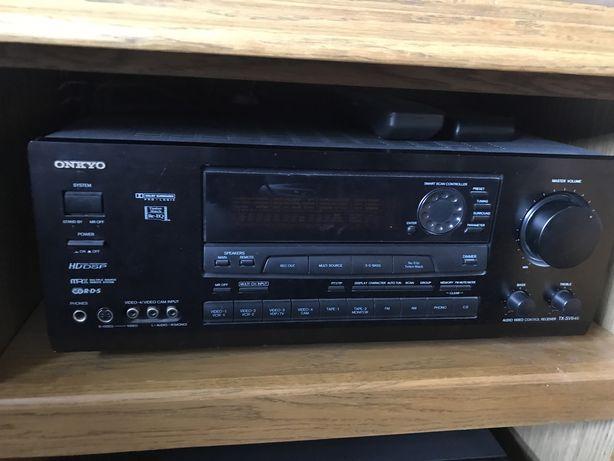 Amplituder ONKYO TX-SV646