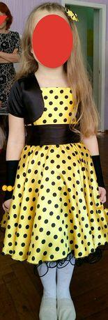 Платье в ретро стиле на утренник или выпускной