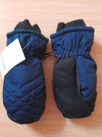Перчатки зимние, новые