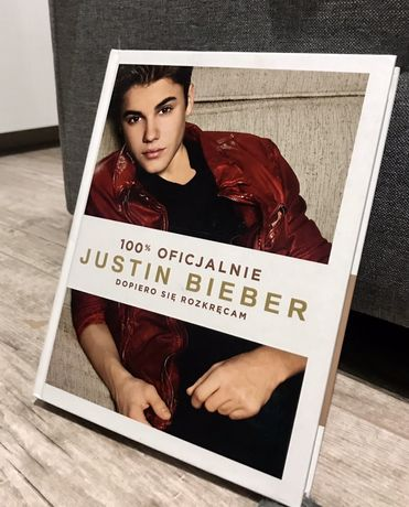 "Biografia ""Dopiero sie rozkręcam"" Justin Bieber"