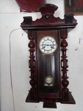 Часы настенные Ле рой э Париж