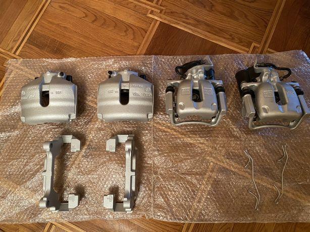 Тормоза, суппорта VW, Passat B6/B7/CC, Tiguan, Audi Q3 312 и 286 диск