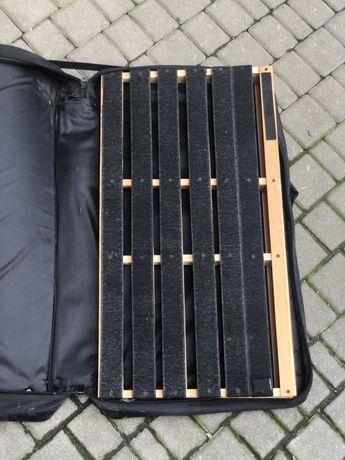 Pedalboard rockboard warwick podłoga pokrowiec