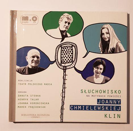 """Klin"" Joanna Chmielewska słuchowisko na CD"