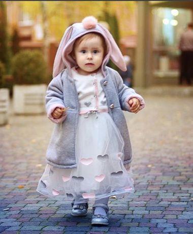 Плаття для дівчинки на 1 рочок, сукня (1-2) платье для девочки 1 годик