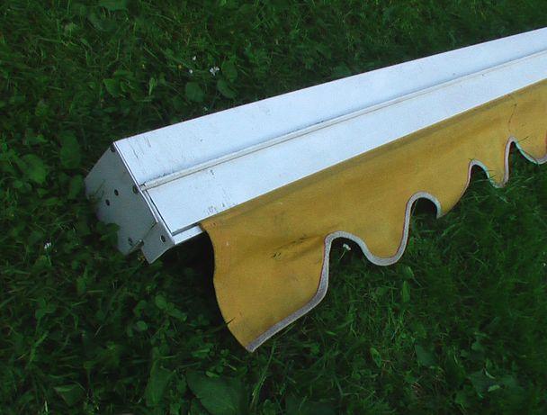 Markiza balkonowa tarasowa przeciwsłoneczna elektryczna