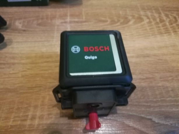 Bosch Laser Krzyżowy QUIGO