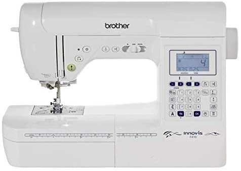 Maszyna do szycia Brother Innovis F410