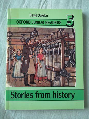 Oxford Junior Readers 5, anglojęzyczna