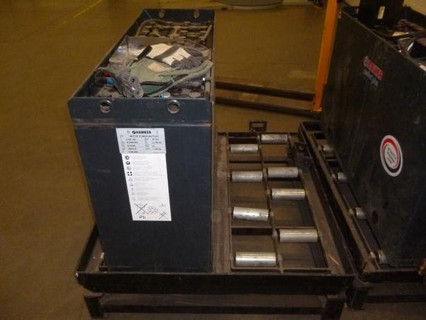 łoże rolkowe do zmiany baterii trakcyjnej bateria akumulator