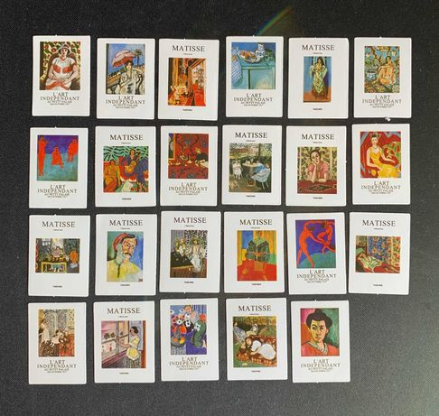 Matisse Stickers Pack (23 autocolantes)