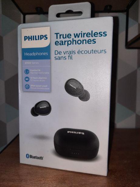 Słuchawki bezprzewodowe Philips UpBeat TAT2205