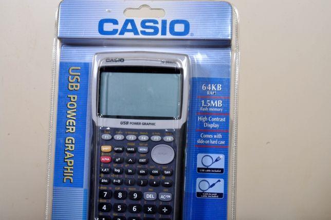 Gráfica/Científica ( nova ) Casio FX 9860G, factura/nif