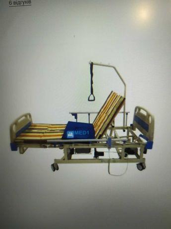 Кровать с туалетом  для реабилитации инвалида