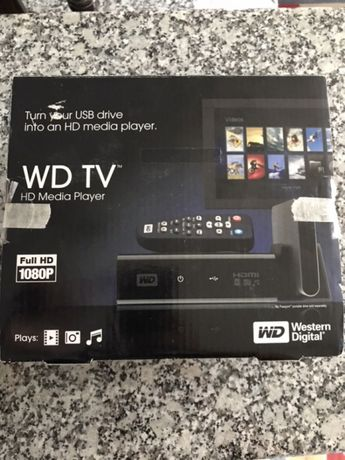 Media Player WD TV