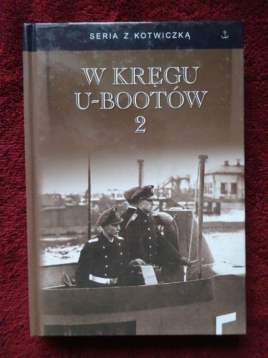 W kręgu U-bootów 2 _seria z kotwiczką_ NOWA Łódź - image 1
