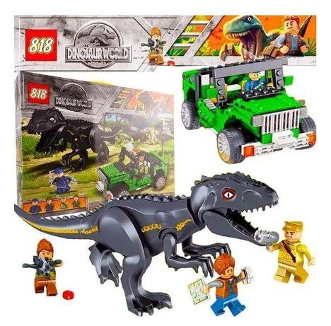 Конструктор аналог лего Динозавры Парк юрского периода, Тиранозавр