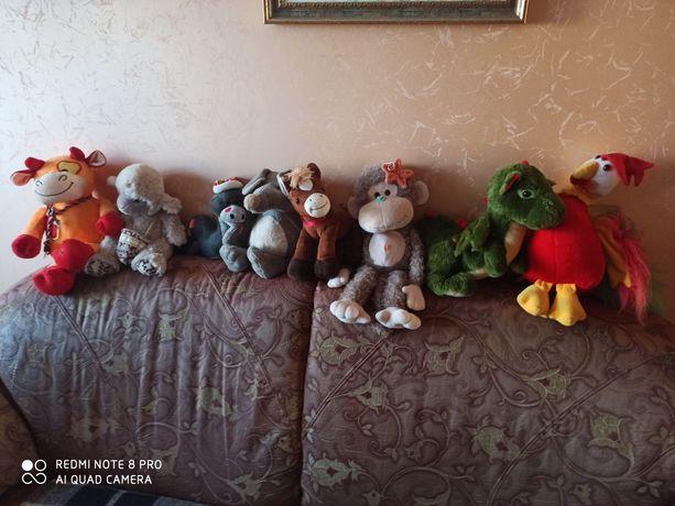 М'яка іграшка українського виробника
