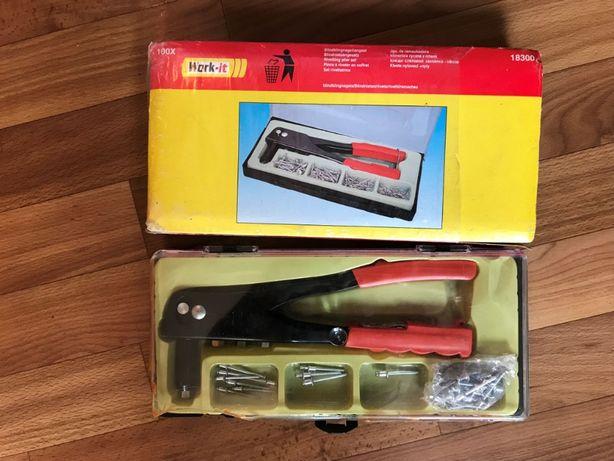 Клещи для установки заклепок Work-it 18300