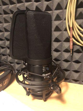 Mikrofon Pojemnosciowy Boya BY-M1000